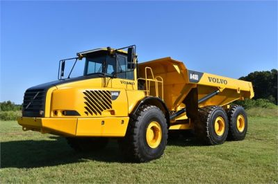 USED 2006 VOLVO A40D OFF HIGHWAY TRUCK EQUIPMENT #2169-2