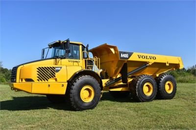 USED 2006 VOLVO A40D OFF HIGHWAY TRUCK EQUIPMENT #2169-4