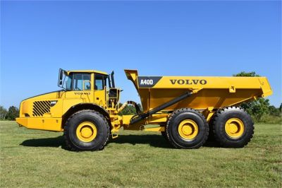 USED 2006 VOLVO A40D OFF HIGHWAY TRUCK EQUIPMENT #2169-5