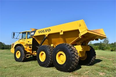 USED 2006 VOLVO A40D OFF HIGHWAY TRUCK EQUIPMENT #2169-7