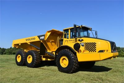 USED 2006 VOLVO A40D OFF HIGHWAY TRUCK EQUIPMENT #2169-8