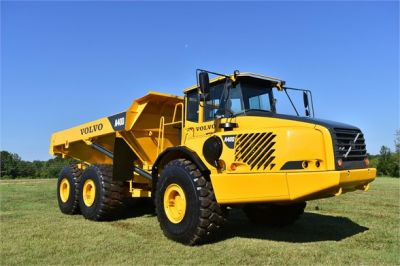 USED 2006 VOLVO A40D OFF HIGHWAY TRUCK EQUIPMENT #2169-9
