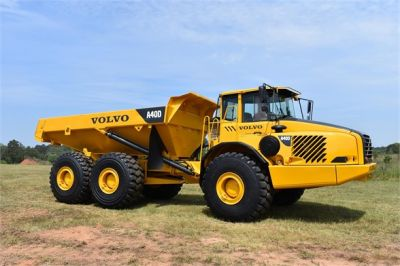 USED 2006 VOLVO A40D OFF HIGHWAY TRUCK EQUIPMENT #2170-1