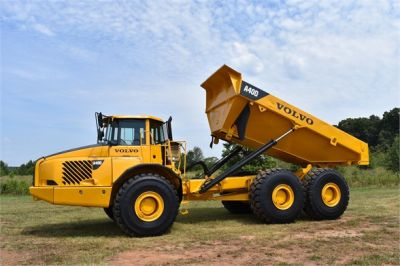 USED 2006 VOLVO A40D OFF HIGHWAY TRUCK EQUIPMENT #2170-10