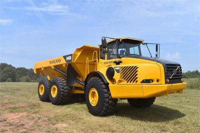 USED 2006 VOLVO A40D OFF HIGHWAY TRUCK EQUIPMENT #2170-11