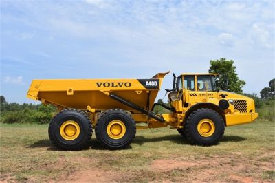 USED 2006 VOLVO A40D OFF HIGHWAY TRUCK EQUIPMENT #2170-12