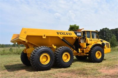 USED 2006 VOLVO A40D OFF HIGHWAY TRUCK EQUIPMENT #2170-13
