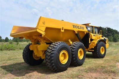 USED 2006 VOLVO A40D OFF HIGHWAY TRUCK EQUIPMENT #2170-14