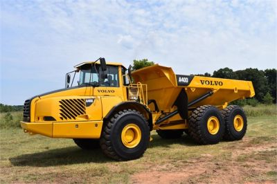 USED 2006 VOLVO A40D OFF HIGHWAY TRUCK EQUIPMENT #2170-2