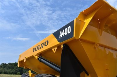 USED 2006 VOLVO A40D OFF HIGHWAY TRUCK EQUIPMENT #2170-21