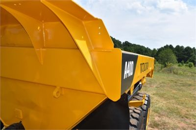 USED 2006 VOLVO A40D OFF HIGHWAY TRUCK EQUIPMENT #2170-22