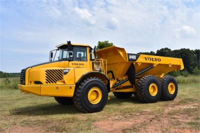 USED 2006 VOLVO A40D OFF HIGHWAY TRUCK EQUIPMENT #2170-3