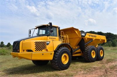 USED 2006 VOLVO A40D OFF HIGHWAY TRUCK EQUIPMENT #2170-4