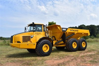 USED 2006 VOLVO A40D OFF HIGHWAY TRUCK EQUIPMENT #2170-5