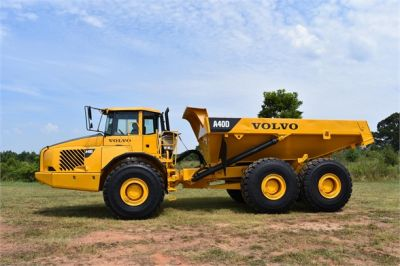 USED 2006 VOLVO A40D OFF HIGHWAY TRUCK EQUIPMENT #2170-6