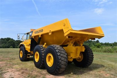 USED 2006 VOLVO A40D OFF HIGHWAY TRUCK EQUIPMENT #2170-7