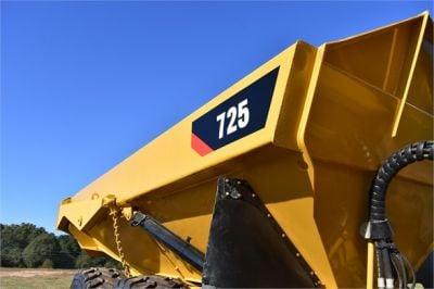 USED 2013 CATERPILLAR 725 OFF HIGHWAY TRUCK EQUIPMENT #2178-13