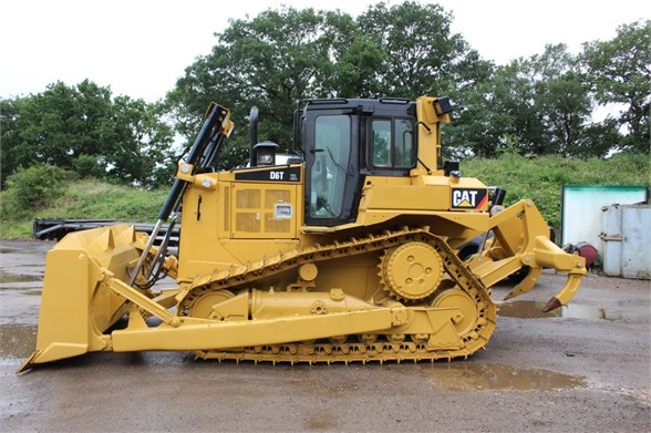 USED 2012 CATERPILLAR D6T XL DOZER EQUIPMENT #2179