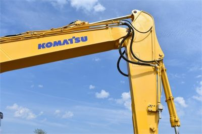 USED 2012 KOMATSU PC160 LC-8 EXCAVATOR EQUIPMENT #2180-12