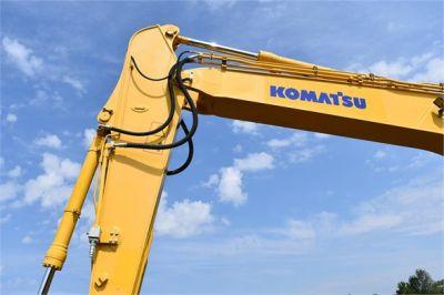 USED 2012 KOMATSU PC160 LC-8 EXCAVATOR EQUIPMENT #2180-13