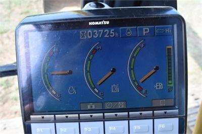 USED 2012 KOMATSU PC160 LC-8 EXCAVATOR EQUIPMENT #2180-40