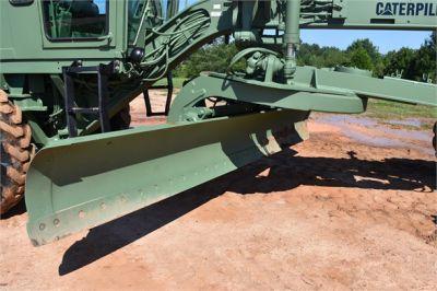 USED 1981 CATERPILLAR 140G MOTOR GRADER EQUIPMENT #2182-26
