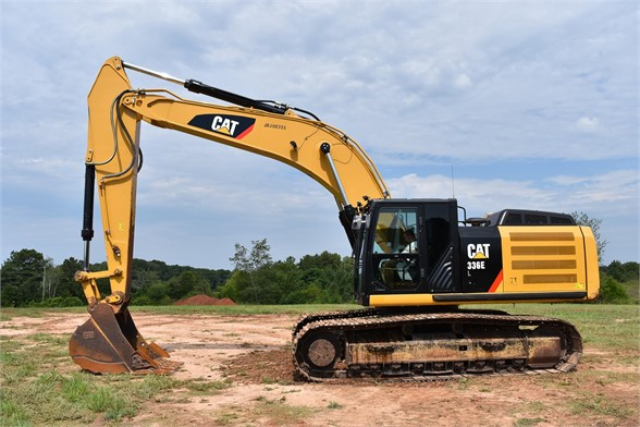 USED 2013 CATERPILLAR 336EL EXCAVATOR EQUIPMENT #2186