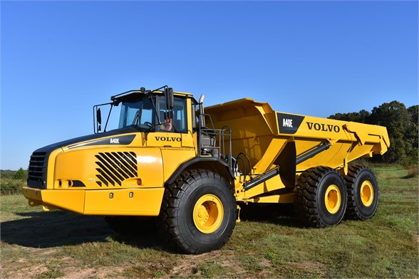 USED 2007 VOLVO A40E OFF HIGHWAY TRUCK EQUIPMENT #2189
