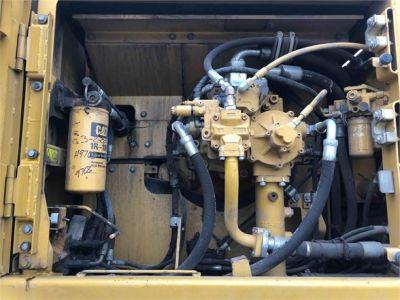 USED 2011 CATERPILLAR 345DL EXCAVATOR EQUIPMENT #2201-21
