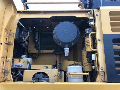 USED 2011 CATERPILLAR 345DL EXCAVATOR EQUIPMENT #2201-22