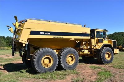 USED 1993 VOLVO A35C WATER TRUCK #2212-11