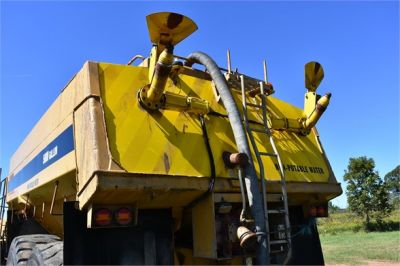 USED 1993 VOLVO A35C WATER TRUCK #2212-12