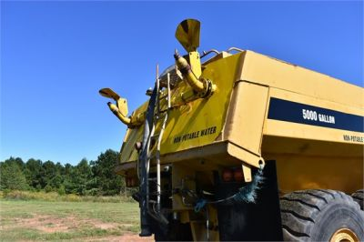 USED 1993 VOLVO A35C WATER TRUCK #2212-13