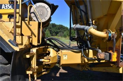 USED 1993 VOLVO A35C WATER TRUCK #2212-20