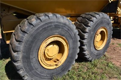 USED 1993 VOLVO A35C WATER TRUCK #2212-23