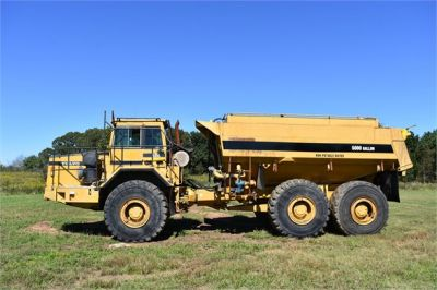 USED 1993 VOLVO A35C WATER TRUCK #2212-3