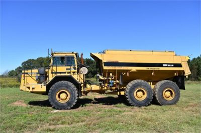 USED 1993 VOLVO A35C WATER TRUCK #2212-5