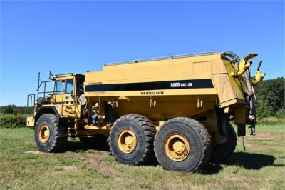 USED 1993 VOLVO A35C WATER TRUCK #2212-6