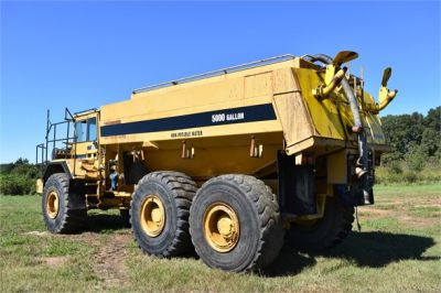 USED 1993 VOLVO A35C WATER TRUCK #2212-8