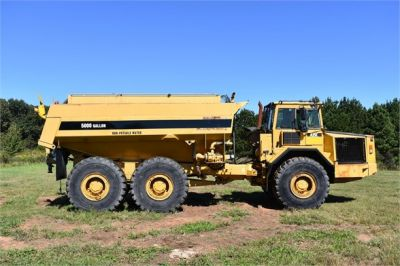 USED 1993 VOLVO A35C WATER TRUCK #2212-9