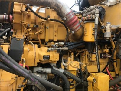 USED 2008 CATERPILLAR 740 WATER TRUCK #2258-21