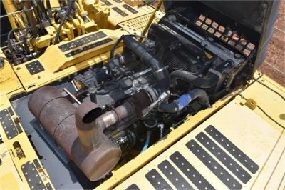 USED 2012 KOMATSU PC350 LC-8 SCRAP - DEMOLITION EQUIPMENT #2262-35