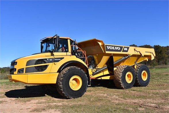 USED 2016 VOLVO A40G OFF HIGHWAY TRUCK EQUIPMENT #2263