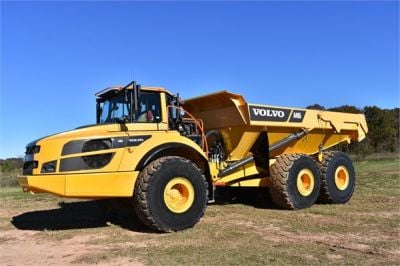 USED 2016 VOLVO A40G OFF HIGHWAY TRUCK EQUIPMENT #2263-1
