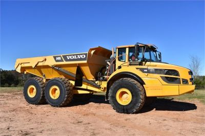 USED 2016 VOLVO A40G OFF HIGHWAY TRUCK EQUIPMENT #2263-10