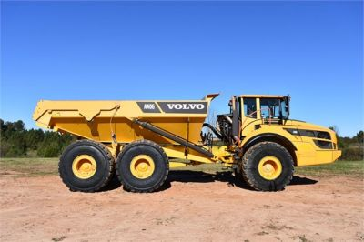 USED 2016 VOLVO A40G OFF HIGHWAY TRUCK EQUIPMENT #2263-11