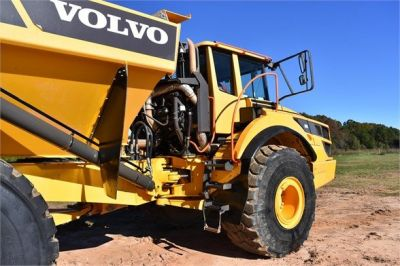 USED 2016 VOLVO A40G OFF HIGHWAY TRUCK EQUIPMENT #2263-13