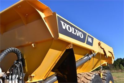 USED 2016 VOLVO A40G OFF HIGHWAY TRUCK EQUIPMENT #2263-14
