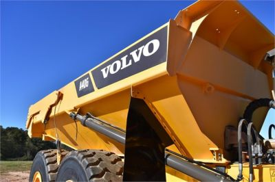 USED 2016 VOLVO A40G OFF HIGHWAY TRUCK EQUIPMENT #2263-15