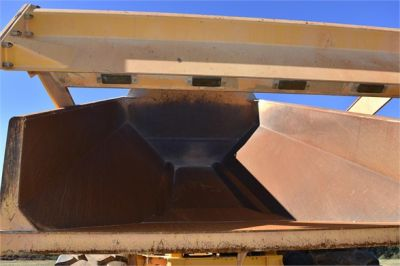 USED 2016 VOLVO A40G OFF HIGHWAY TRUCK EQUIPMENT #2263-17